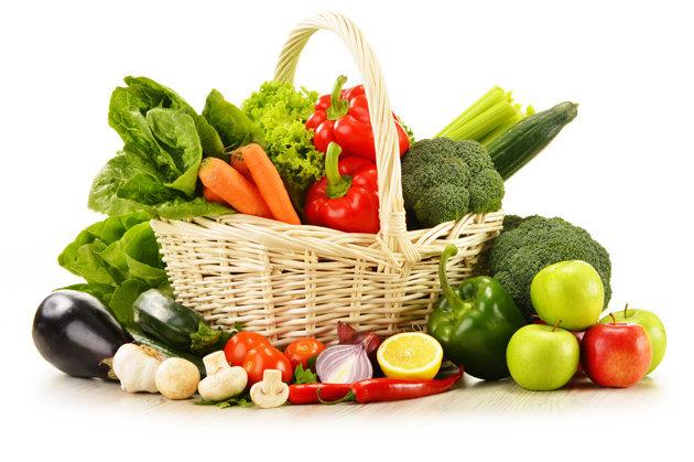 España, el cuarto país donde se consume más fruta y verdura