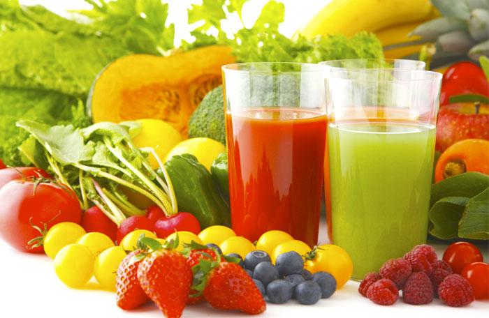 Frutas y verduras para depurar los excesos del verano