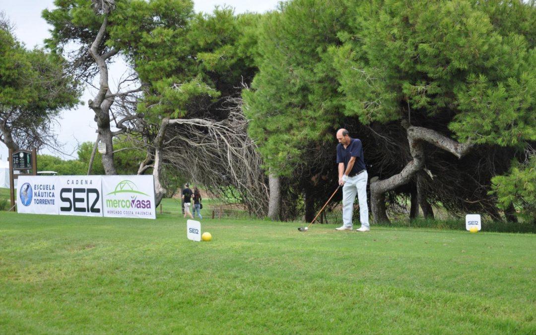 Mercovasa, patrocinador del III Torneo de Golf de la Cadena Ser