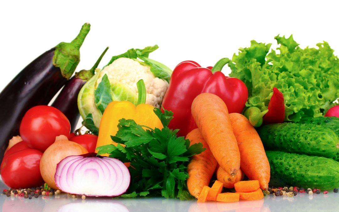 Los beneficios de la verdura en nuestra dieta