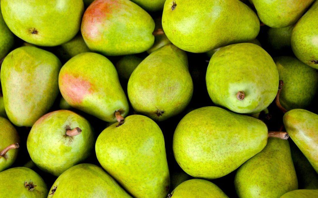 Descubre las propiedades y beneficios de la pera